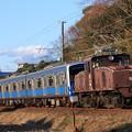 Photos: 2601レ ED33+伊豆箱根鉄道5000系5507F 3両