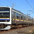 Photos: 145M 209系千マリC426+C410編成 8両