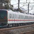 8860レ EF65 2083+東武70000系71702F 7両