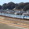 8862レ EF66 133+東京メトロ15000系15116F 10両