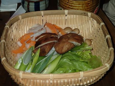 シャブ用野菜