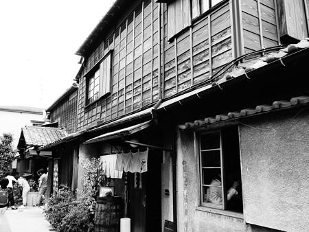 上野桜木の街並 (台東区上野桜木)