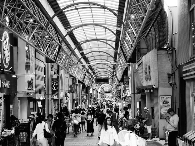 弘明寺商店街界隈 (横浜市南区弘明寺町)