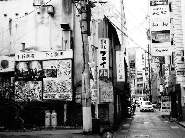 千石劇場前 (長野県長野市南石堂町)