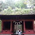 戸隠神社奥社 (長野県長野市戸隠)