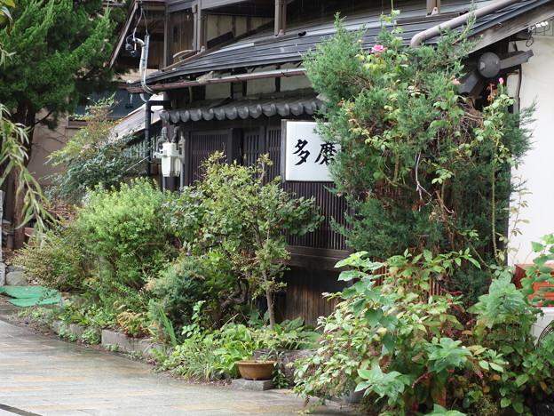 鯛萬の井戸近辺 (長野県松本市大手)