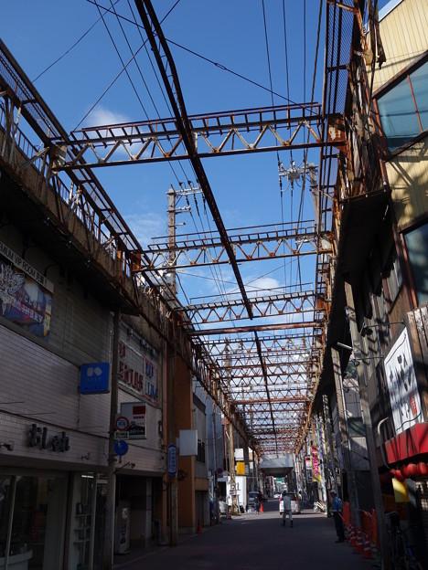 中央銀座アーケード街 (群馬県高崎市柳川町)
