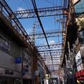 写真: 中央銀座アーケード街 (群馬県高崎市柳川町)