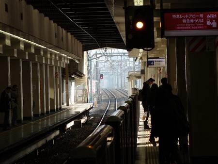 西武新宿線高田馬場駅 (新宿区高田馬場)
