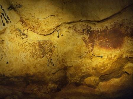 ラスコー展 (62) 黒い牝牛