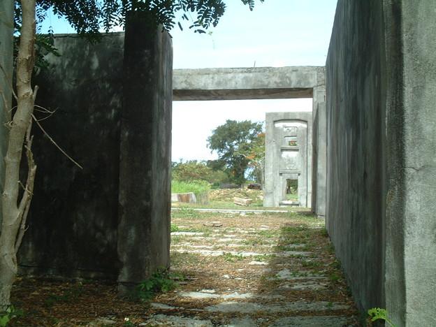 戦跡 サイパン島4