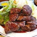 焼肉ハウス モンモン 牛焼肉定食 ランチ 広島市南区上東雲町