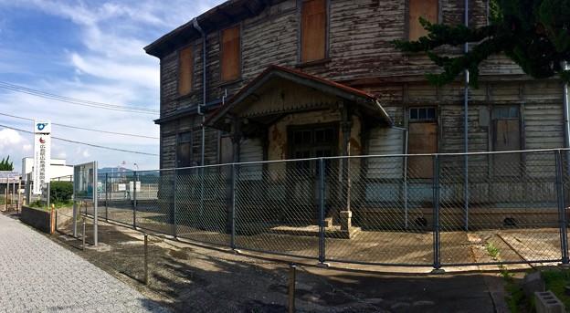 旧広島県港湾事務所 広島市南区宇品海岸3丁目 2016年7月10日