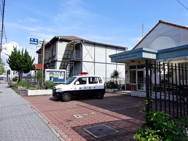 広島南警察署 宇品海岸交番 広島市南区宇品海岸3丁目