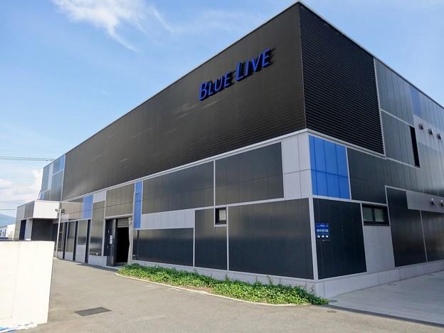 BLUE LIVE HIROSHIMA ブルーライブ広島 広島市南区宇品海岸3丁目 宇品デポルトピア