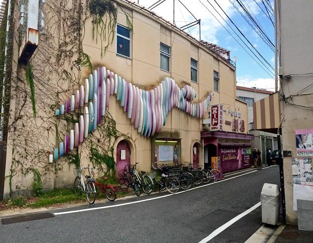 広島第一劇場 三井のリパーク広島西平塚町第10から 広島市中区薬研堀