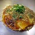 お好み焼き のん 肉玉そば okonomiyaki 広島市南区荒神町