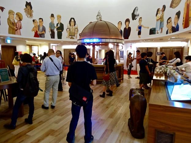 サロンシネマ チケットカウンター 純喫茶パール 広島市中区八丁堀 この世界の片隅に 先行上映 2016年10月20日
