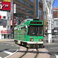 Photos: 札幌市電ループ化区間乗車。これにて北海道内全線走破達成。 @札幌市...
