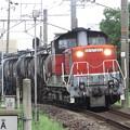 Photos: DD51+セメント @関西本線 富田