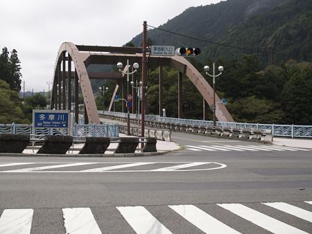 軍畑駅入口交差点