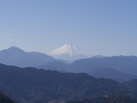 今日は富士山が良く見える