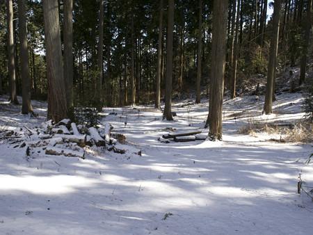 雪の一丁平