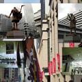 Photos: 東京駅・日本橋口のコラージュ
