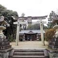 写真: 檜隈寺跡・於美阿志神社 (2)