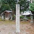 写真: 檜隈寺跡・於美阿志神社 (4)