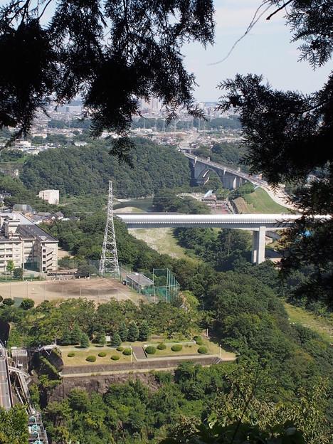 圏央道と新小倉橋