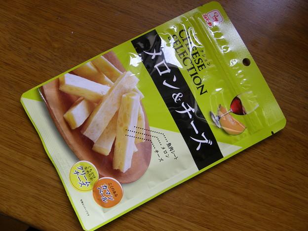 カモ井 メロン&チーズ