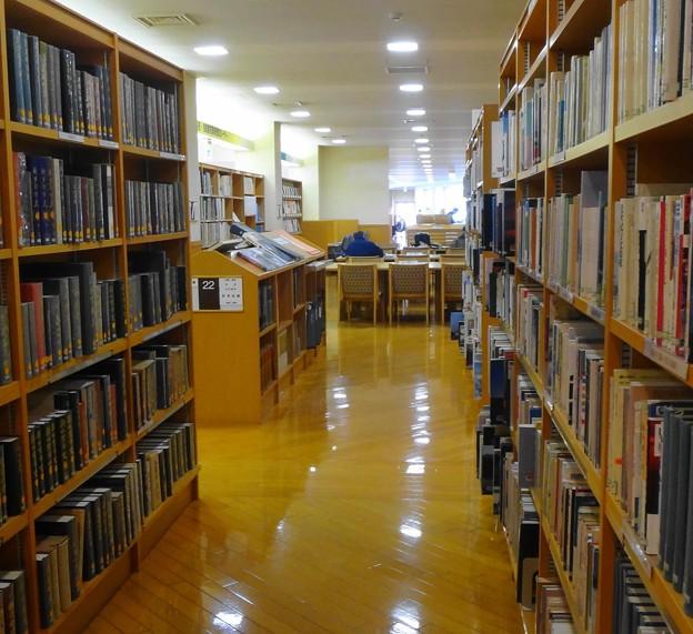 図書館 資料室