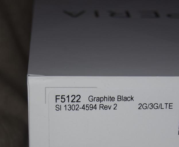 型番はF5122