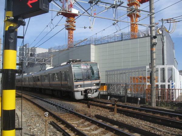 列車と現場