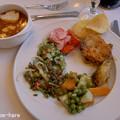 Photos: ホテルの夕食(バイキングだった)