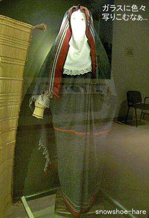 ジェルバ島の民族衣装の一つ