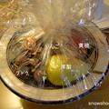 Photos: ホテルのフルーツ盛合せ