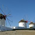 Photos: ミコノスの風車2