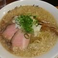 Photos: 麺庵ちとせ 背油煮干