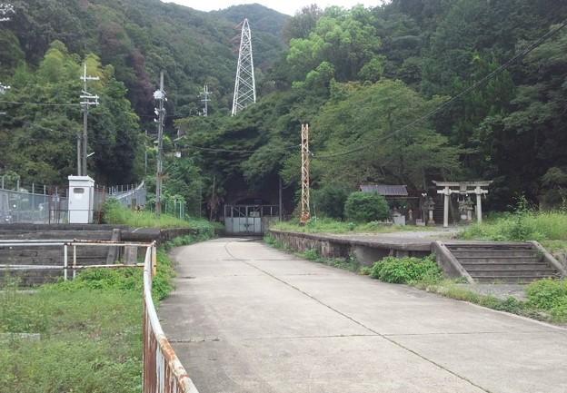旧近鉄孔舎衙坂駅 DSC_0022