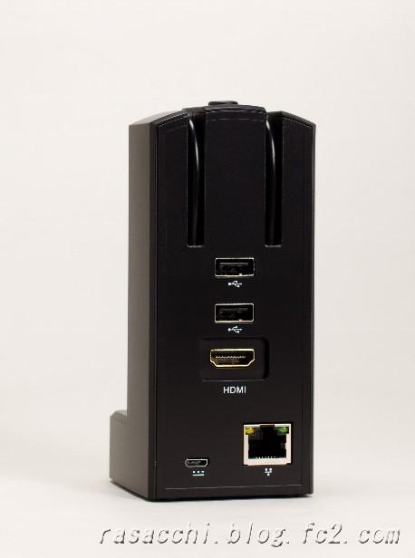 IMGP0988 : スティックPC用ドッキングステーション