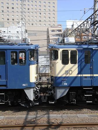 EF65-1103+EF64-36(八王子駅)6