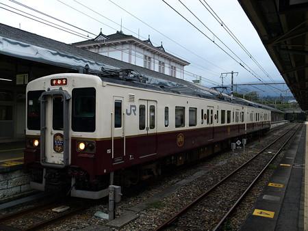 107系日光線(日光駅)3