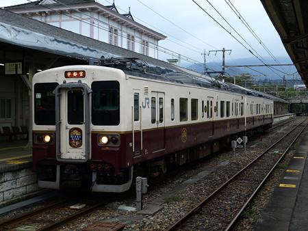 107系日光線(日光駅)4