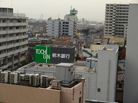 ホテルから眺め1(宇都宮)