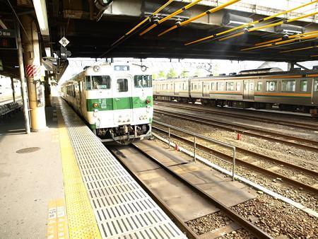 キハ40烏丸線(宇都宮駅)9