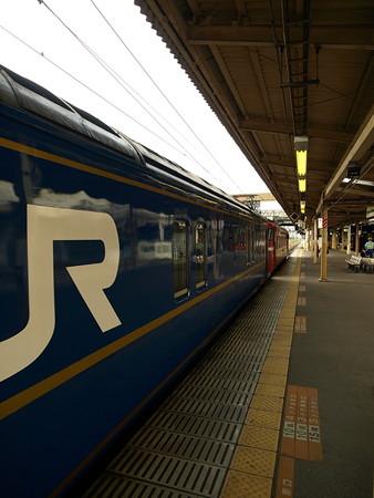 EF81+24系客車 北斗星(宇都宮駅)12