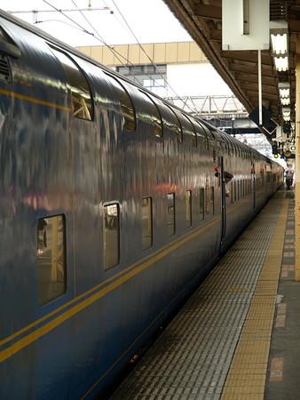 EF81+24系客車 北斗星(宇都宮駅)18