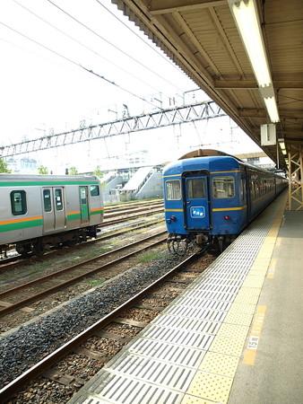 EF81+24系客車 北斗星(宇都宮駅)23
